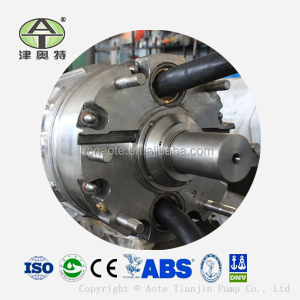 tubular single phase and three phase asynchronous motor for pump