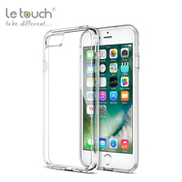 Factory manufacture portable ultra thin clear hard pc shell and soft tpu mobile case for most brand smart phones
