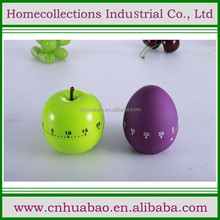 hot selling cute kitchen timer in different shape
