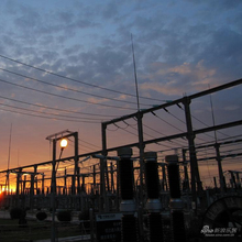 High Voltage Angle Steel and Mast Electrical Substation Structure for Electricity