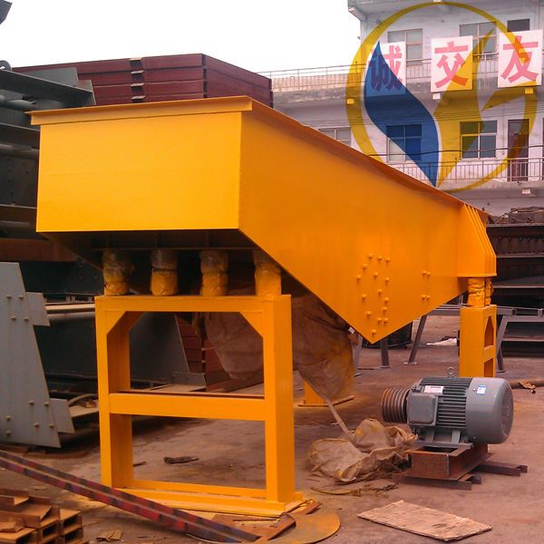 Classical ZSW gravel vibrator feeder with good quality and low price