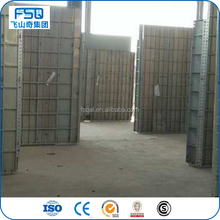 Concrete Block Form Ties Compound Wall Construction Building Formwork For Concrete