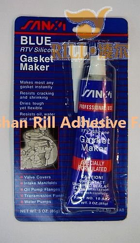 Gasket cement,silicone sealant