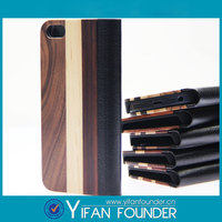 For i phone5 cases and covers,wallets luxury design wood for i phone case
