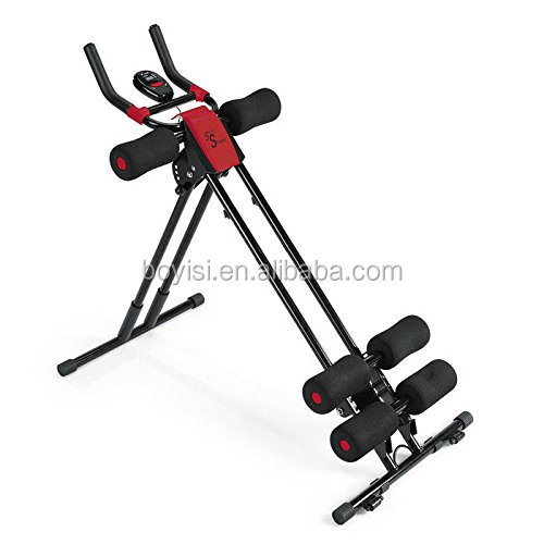 LCD display High quality AB Fitness Abdominal Trainer