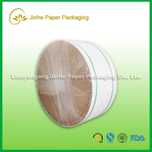 100% virgin pulp C1S C2S coated glossy cup paper