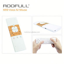 MX9-P wireless keyboard mini keyboard usb with touchpad