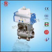 forged 3-pcs ball valve