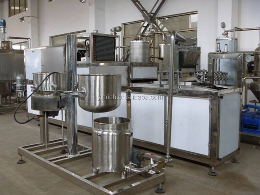 GD50 candy manufacturing machine for various Candies