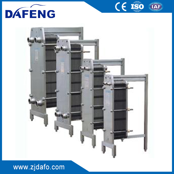 Stainless Steel Gasket type Plate Heat Exchanger price