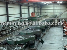 gold ore flotation machine/cell (Hengchang plant)