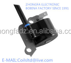 Zhongfadz Chainsaw Ignition Coil Factory sell OLEOMAC 753 CHAINSAW