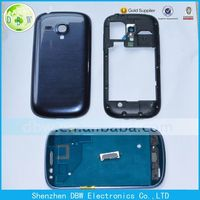 Cell Phone Housing Replacement Back Cover For Samsung I8190
