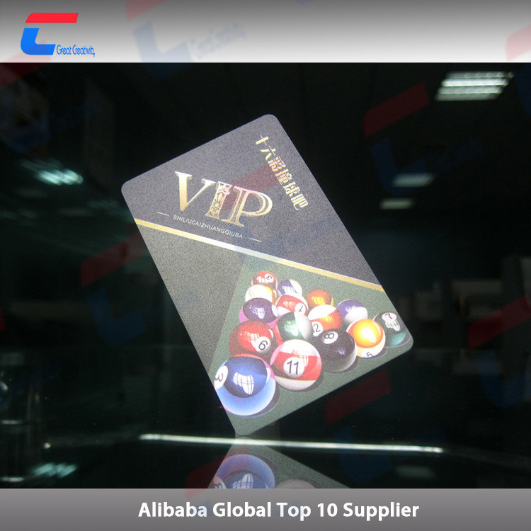 Membership plastic vip pvc nfc contactless point smart card for shopping