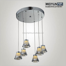 best sale chandeliers pendant lighting modern decorative spinning light