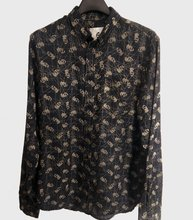 New <strong>Design</strong> Men's Cotton Long Sleeve Printed Shirt