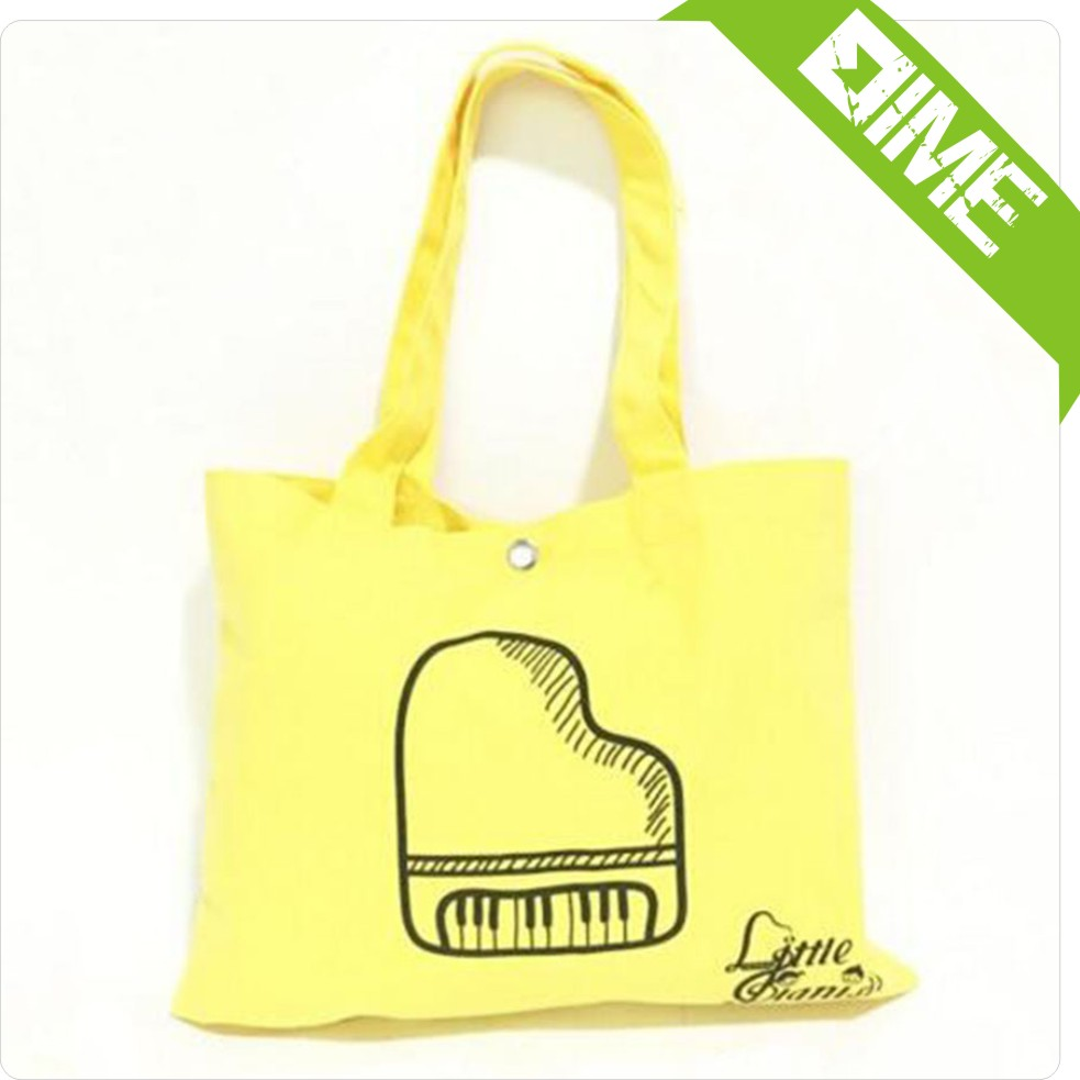2016 Hot Selling Newest Fashion Design Cheap Reusable Cotton Bag