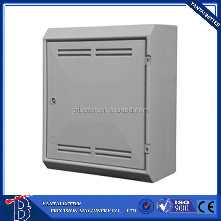 Hot china products wholesale home application type watertight outdoor electric meter box
