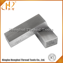 Competitve price D2 material flat thread rolling dies in hot sales