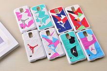 Air Jordan Phone Cases Raptor Rubber Sole Sneaker Phone Case Cover For Samsung Galaxy S4 i9500