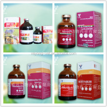 Fast delivery long-acting oxytetracycline injection la injection 5%,10%,20% for animals