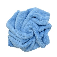 Professional edgeless 450gsm premium 70/30 blend microfiber polishing towels wax removal towels and auto detailing towels
