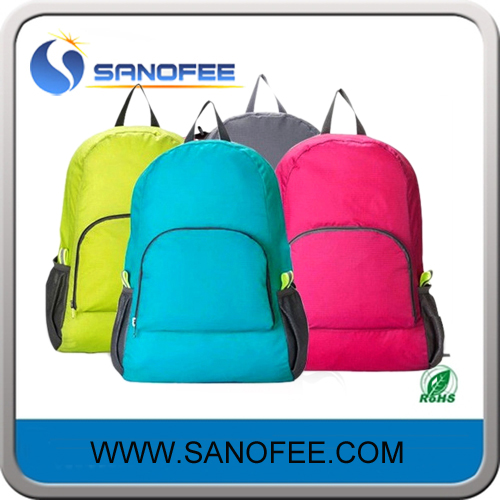 Hot sale Shenzhen sport backpack lightweight travel back pack