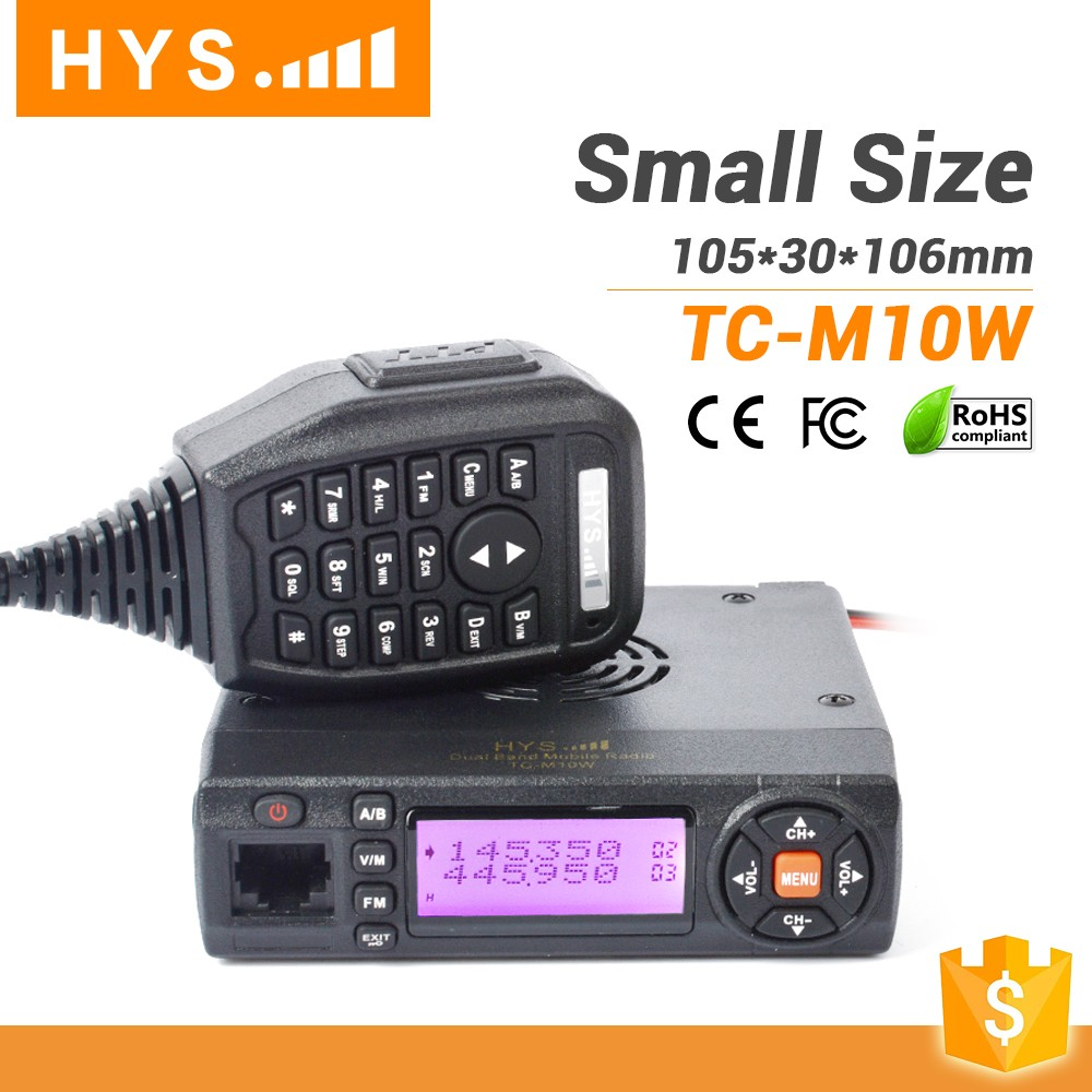 Mini Wireless Low Cosr Cheap Vhf Uhf Fm Long Range Rf Module Ham Radio Transceiver