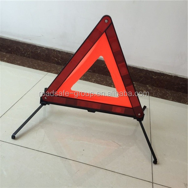 Road sign Flashing Led Warning Triangle