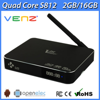 Venz V8 Amlogic S812 4K quad core android 5.1 Android tv box