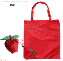 OEM foldable nylon tote shopping bag