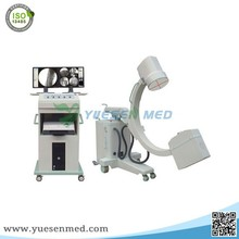 YSX-C35D/C50D Digital High Frequency Mobile c arm x ray machine price