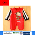 red cartoon importing baby clothes from china