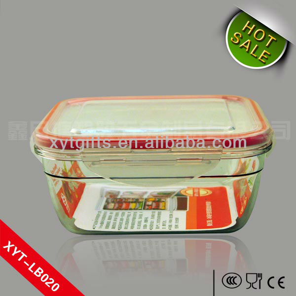 Durable Glass Containers for Food