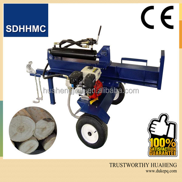 Hot Selling Forestry Machine Single Valve Control Gasoline Log Splitters 26 Ton,CE approved