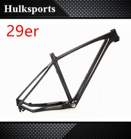 High quality full carbon fiber MTB carbon frame 29er for sale! New Design mountain bike frame !