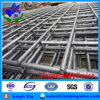 Reinforcement Steel Bar Welded Wire Mesh ISO9001