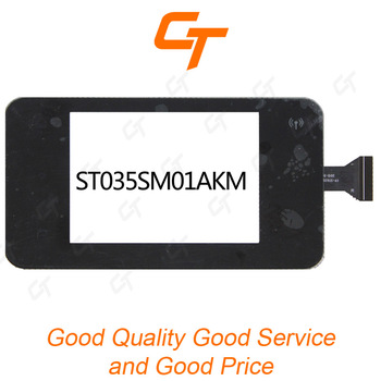 Original new hotselling 3.5 touch lcd digitizer ST035SM01AKM