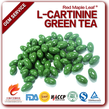 Chinese Private Label Fat Burner Green Tea Capsules
