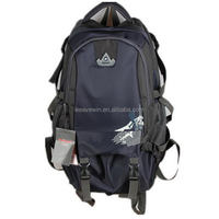Super quality latest Eco-Friendly Traveling Nylon cross strap backpack