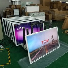 55 inch outdoor open frame vertical lcd HDMI touch screen monitor