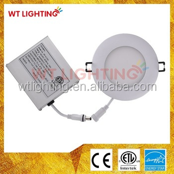 Type IC Rated No Housing Required(ETL cETL ES rated)led downlight remodeling projects lighting