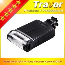 New coming flash speedlite for Sony Nikon Canon mirrorless camera professional for sony alpha