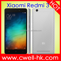 "Original Xiaomi Redmi 3 Snapdragon 616 Octa Core Metal Body Mobile Phone 2G RAM 16G ROM 5"" 1280X720 13MP FDD LTE 4100 mAh"