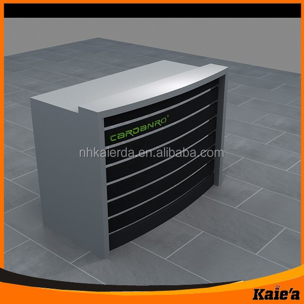 Retail used spa reception desk for sale