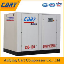 laser cutting machine mating used screw air compressor industrial