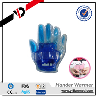 Hot sale hand shape instant warm pad