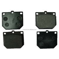 Front Brake Pads D161-795 Down or Stops the Brake Pad