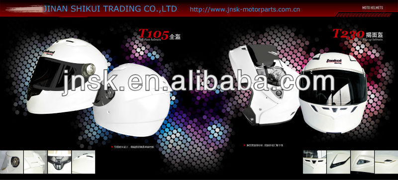 Hot sell New Chinese motorcycle Helmet with ECE standard DOT certificate off-road,racing E-bike full face,half ,open face