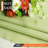 China supplier polyester cotton fabric goods in stock fabric